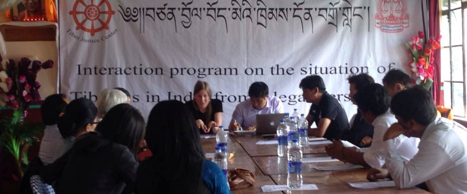 Meeting of legal minds: TJC meets Tibetan lawyers in India