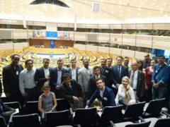 TJC co-organizes Brussels advocacy workshop for unrepresented activists