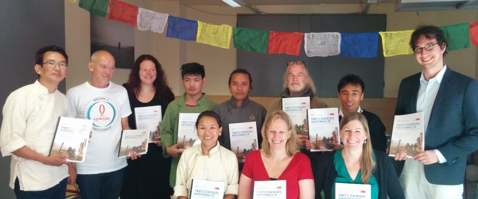 PRESS RELEASE: New TJC research brings hope to hundreds of undocumented Tibetans in Europe