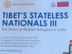 Read TJC's 2016 comprehensive report on the situation for Tibetans in India