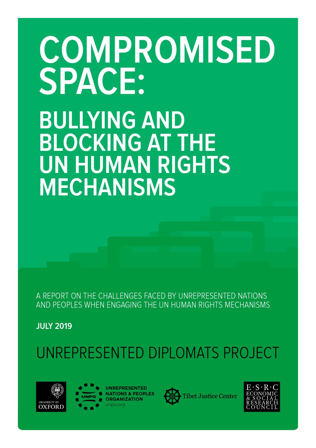 Read our new report – Compromised Space for Unrepresented Peoples at the United Nations